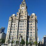 What else but the famous Liver Building