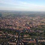 Prachtig zicht over Brugge