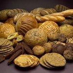Whole Grain breads, sweet & savory breads, rolls, hamburger buns, & rustic sourdough.