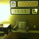 Sitting Area / Living Room Area