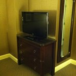 TV in the Living room area