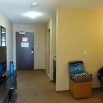 Junior Suite view towards entrance