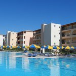Ala hotel e piscina