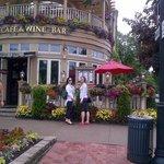 Wine store on Queen Street