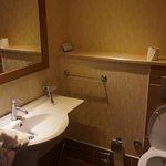 ванная комната, корпус Жасмин