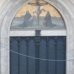 room with view (Luther door)