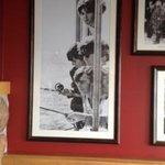 Beatles Fishing, picture in lobby