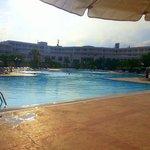 A piscina principal