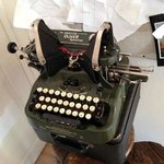 A Typewriter for Your Love Letters