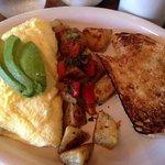 The Coeur D'Alene Omelette