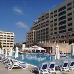 Sol Nessebar palace hotel