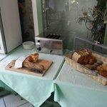 Frühstückraum rechts detail