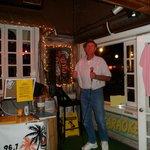 Karaoke with Chuck & Beau