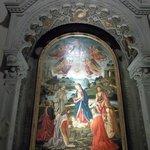 eines der wunderschönen Bilder in der Klosterkirche