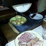 Raclette d'Abondance