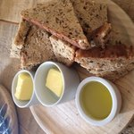 Delicious homemade bread :)