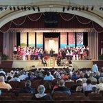 Worship at Hoover Auditorium