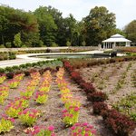 The Memorial Garden at Chautauqua Park