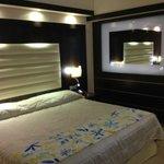 Standard Room - massive bed!!