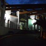 Sol Marromar Apartments main entrance