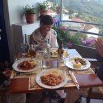 dinner at aramis