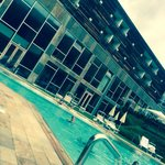 Relax il piscina esterna...