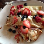 Very Berry Crepes