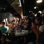 Fringe Festival Awards Night 2014 - at The Underground Lounge.