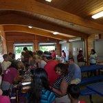 VegFest Pavillon Lums Pond 5/31/14