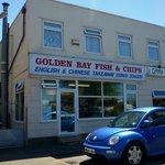 Golden Bay Takeaway, Kinmel Bay
