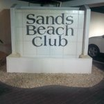 Sands beach club