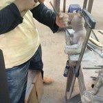 D'artisan at work