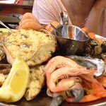Seafood!