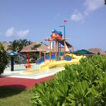 Water park. Our kids loved this