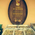 Domaine Schmitt Et Carrer  avec le Restaurant Côté Vigne.