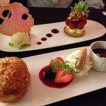 Desserts fameux !
