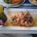 king prawn main