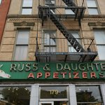 Wonderful Deli with traditional Jewish offerings, smoked whitefish, lox, bagels, etc.