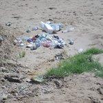 dirty beach let resort down