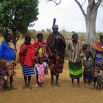 Members of the Pokot Tribe