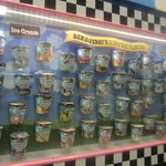 Wall of flavors