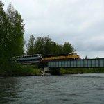 Talkeetna River Raft