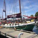 The Tall Ship Thane