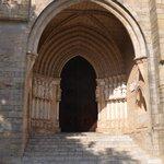 Detalhe do portal da Sé de Évora