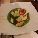 Potato Gnocchi @ Zig Zag, Arequipa, Peru  -- April 2014