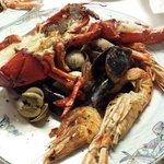 Media Mariscada- Restaurante Can Bolet (Lloret de Mar)