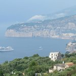 Sorrento from room 105