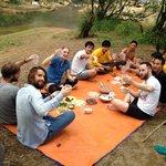 Mot, hai, ba, yo! Dinner with the team, Tu Lan 3d