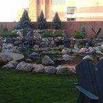 Courtyard/Pool Area