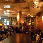 Excelente bar comedor